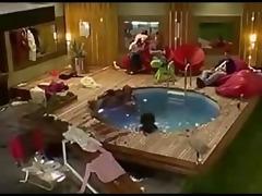 big brother uk bare pool fuckfest