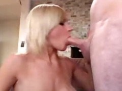excited daughter blows daddys friend